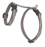 "Retired Lupine 1/2"" ACU 9-14"" H-Style Cat Harness"