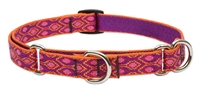 "Lupine 3/4"" Alpen Glow 10-14"" Martingale Training Collar"