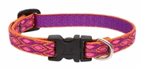 "Lupine 1/2"" Alpen Glow 10-16"" Adjustable Collar"