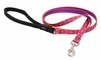 "Lupine 1/2"" Alpen Glow 6' Padded Handle Leash"