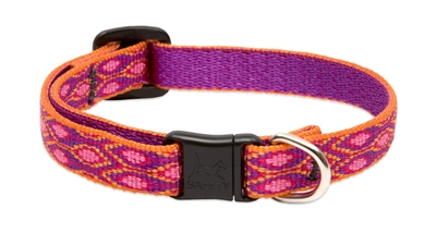 "Lupine 1/2"" Alpen Glow Cat Safety Collar"