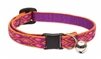 "Lupine 1/2"" Alpen Glow Cat Safety Collar with Bell"