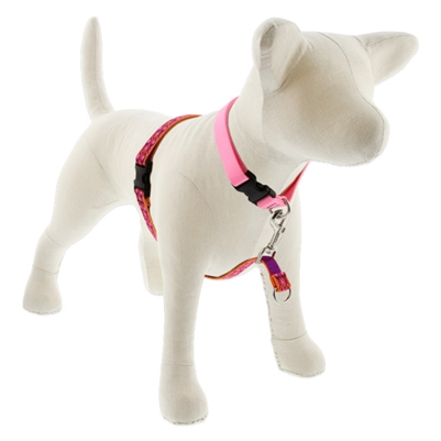 "Lupine Alpen Glow 16-26"" No-Pull Harness - Medium Dog"