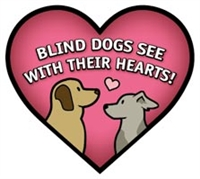 Blind Dogs See with Their Hearts! - HM69