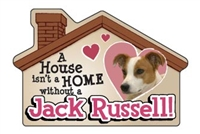 A House Isn't a Home without a Jack Russell Magnet