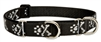 "LupinePet 1"" Bling Bonz 15-22"" Martingale Training Collar"