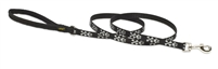 "Lupine 1/2"" Bling Bonz 6' Padded Handle Leash"
