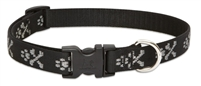 "Lupine 3/4"" Bling Bonz 9-14"" Adjustable Collar"