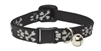 "Lupine 1/2"" Bling Bonz Cat Safety Collar with Bell"