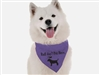 Bandoggies Ruff day? Pet Here Bandana - Large