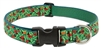 "Retired Lupine Beetlemania 16-28"" Adjustable Collar - Large Dog"