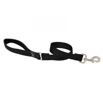 "Lupine 1"" Black 2' Traffic Lead"