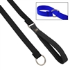 "Lupine 1"" Black Slip Lead"