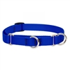 "Lupine 1"" Blue 15-22"" Martingale Training Collar"