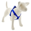 "Lupine 1"" Blue 19-28"" Step-in Harness"