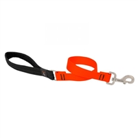 "Lupine 1"" Blaze Orange 2' Traffic Lead"
