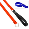 "Lupine 1"" Blaze Orange Slip Lead"
