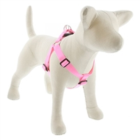 "Lupine 1"" Pink 19-28"" Step-in Harness"