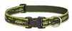 "LupinePet Originals 1"" Brook Trout 16-28 Adjustable Collar for Medium and Larger Dogs"