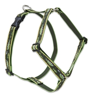 "Lupine 1"" Brook Trout 20-32"" Roman Harness"