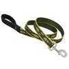 "Lupine 1"" Brook Trout 4' Padded Handle Leash"