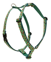 "Retired Lupine 1"" Beetlemania 24-38"" Roman Harness"