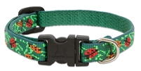"Retired Lupine 1/2"" Beetlemania 8-12"" Adjustable Collar"