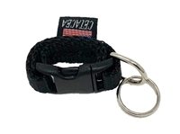 Cetacea Tag-It (Pet ID Tag Holder) Black