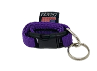 Cetacea Tag-It (Pet ID Tag Holder) Purple