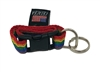 Cetacea Tag-It (Pet ID Tag Holder) Rainbow