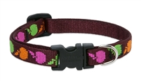 "Retired Lupine 1/2"" Candy Apple 8-12"" Adjustable Collar"