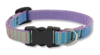 "Retired Lupine 1/2"" Cotton Candy 8-12"" Adjustable Collar"