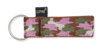"Retired Lupine 1"" Camo Chic Keychain"