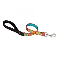 "Lupine 3/4"" Crazy Daisy 2' Traffic Lead"