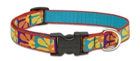 "Lupine 3/4"" Crazy Daisy 9-14"" Adjustable Collar"