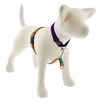 "Lupine 3/4"" Crazy Daisy 16-26"" No-Pull Harness"