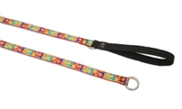 LupinePet Crazy Daisy Slip Lead - Medium Dog