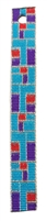 "Lupine 3/4"" City Lights Bookmark - Includes Matching Tassel"