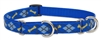 "Lupine 3/4"" Dapper Dog 10-14"" Martingale Training Collar"