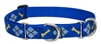 "Lupine 1"" Dapper Dog 15-22"" Martingale Training Collar"
