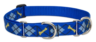 "Lupine 1"" Dapper Dog 19-27"" Martingale Training Collar"