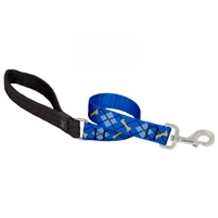 "Lupine 1"" Dapper Dog 2' Traffic Lead"