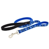 "Lupine 3/4"" Dapper Dog 4' Padded Handle Leash"