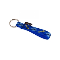 "Lupine 1/2"" Dapper Dog Keychain"