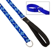 "Lupine 1"" Dapper Dog Slip Lead"