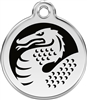 Red Dingo Large Dragon Tag