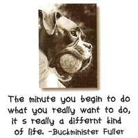 Dog Speak Encouragement #1031