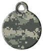 Dog Tag Art Lupine ACU - DTA-46705