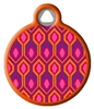 Dog Tag Art Lupine Alpen Glow - DTA-83524