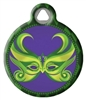 Dog Tag Art Lupine Big Easy - DTA-22486